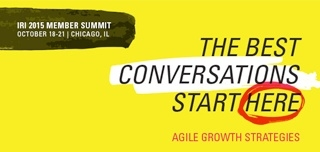 2015 Member Summit: The Best Conversations Start Here (Agile Growth Strategies)