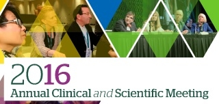 2016 Annual Clinical & Scientific Meeting