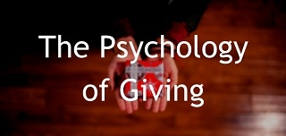 February 14, 2017 | The Psychology of Giving:  What Neuroscience Tells Us