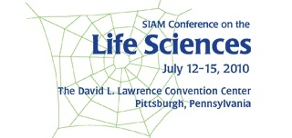 2010 SIAM Conference in the Life Sciences