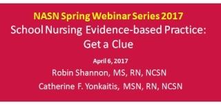 School Nursing Evidence-based Practice: Get a Clue