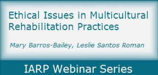 Ethical Issues in Multicultural Rehabilitation Practice