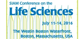2016 SIAM Conference of the Life Sciences