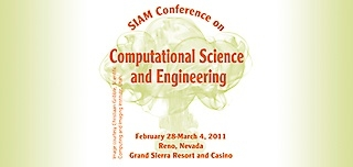 2011 SIAM Conference on Computational Science and Engineering