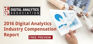 Free Preview: Digital Analytics Industry Compensation Report