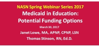 Medicaid in Education: Potential Funding Options