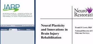 Neural Plasticity and Innovations in Brain Injury Rehabilitation