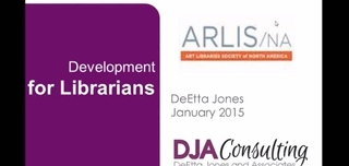 Development for Librarians with DeEtta Jones (Part One)