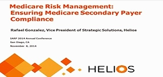 Medicare Risk Management: Ensuring Medicare Secondary Payer Compliance