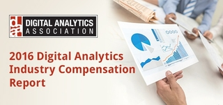 Digital Analytics Industry Compensation Report