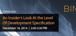 Webinar: An Insider's Look at the LOD Specification