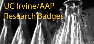 UC Irvine / AAP Research Badges