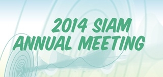 2014 SIAM Annual Meeting