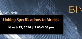 Webinar: Linking Specifications to Models