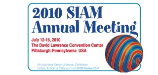 2010 SIAM Annual Meeting