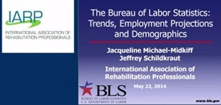 BLS: Trends, Employment Projections & Demographics