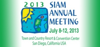 2013 SIAM Annual Meeting