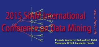 2015 SIAM International Conference on Data Mining