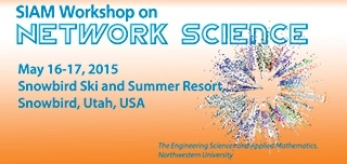 2015 SIAM Workshop on Network Science