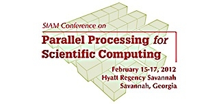 2012 SIAM Conference on Parallel Processing for Scientific Computing