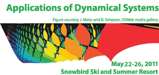 2011 SIAM Conference on Applications of Dynamical Systems