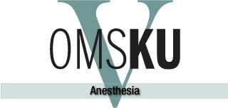 OMSKU V- Anesthesia