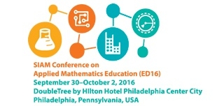 2016 SIAM Conference on Applied Mathematics Education