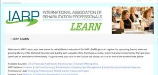 IARP LEARN Tutorials