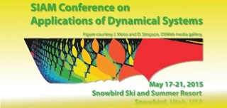 2015 SIAM Conference on Applications of Dynamical Systems