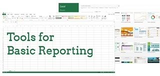 Tools for Basic Reporting