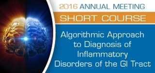 SC62 - Algorithmic Approach to Diagnosis of Inflammatory Disorders of the GI Tract