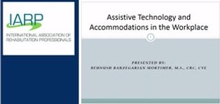 Assistive Technology and Accommodations in the Workplace