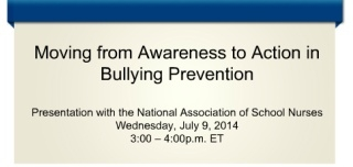 Moving from Awareness to Action in Bullying Prevention