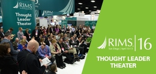 Thought Leader Theater, RIMS 2016
