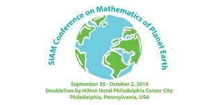 2016 SIAM Conference on Mathematics of Planet Earth