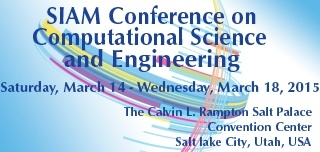 2015 SIAM Computational Science and Engineering